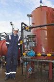 Petrochemické dodavatel posingl před ropnou rafinerii