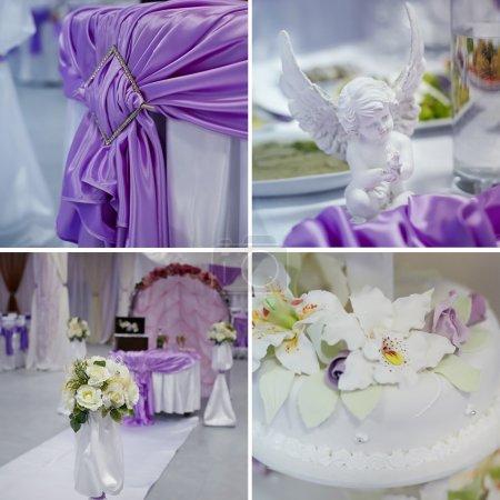 Purple Wedding Decorations