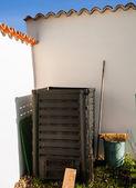 Otthoni komposzt konténer