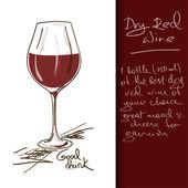 Illusztráció: bor-koktél