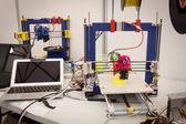 3D nyomtató a Robot és a döntéshozók Térkép