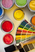 Malování a zdobení - design interiéru