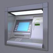 ATM-Maschine