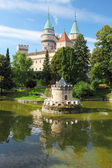 Bojnický zámek a park - Slovensko