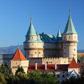 Bojnice castle and park