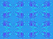 Pozadí geometrické fantasy panorama. vícebarevné. 0122