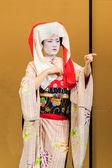 Maiko - aprentice gejša v Kjótu