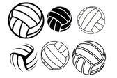 Volejbalové míče