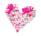 Ámor szív szerelmes