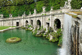 Aeolus fontána, caserta zahrada
