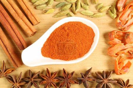 Постер, плакат: Spices, холст на подрамнике