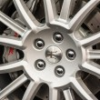 Постер, плакат: Maserati Wheel And Break Pad