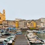 Постер, плакат: The port of Bastia