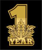 Babérkoszorút 1 év