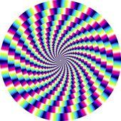 Vektoru optického umění