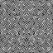 Ornamental Seamless Stripes Pattern Vector 05