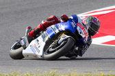 Jorge lorenzo del team yamaha factory racing a qualificazione sessione del Gran Premio motogp di catalunya, su 15 giugno 2013 a Barcellona, Spagna. Dani pedrosa articoli il tempo più veloce