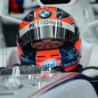 Постер, плакат: BMW Sauber F1 Team Robert Kubica
