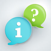Information and question bubbles