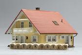 Model domu s aplikací word topných nákladů