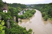 Záplavy řeky