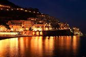 Amalfi resort, Itálie, Evropa