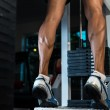 Постер, плакат: Thats How You Train Legs Calves