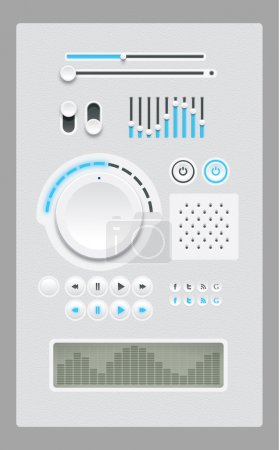 Graphical user interface set