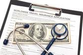Reiseversicherung und Geld
