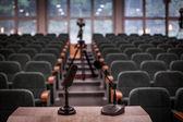 Prázdné konferenční místnost