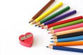 Pastelka a tužky ořezávátko