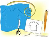 Tričko design