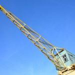 ������, ������: Old crane