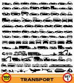 Vektor-Satz. Transport-Symbole