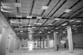 Interiér ve výstavbě