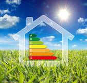 Heimat-Energie - Isolierung - Verbrauch Leistung