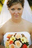 Porträt einer Braut