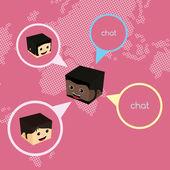 Svět chat sítě