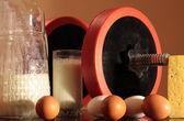 Činka a přírodních bílkovinných produktů