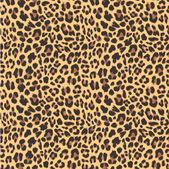 Leopard seamless pattern design vector illustration background