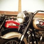 Постер, плакат: Classic motorcycles