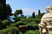 Botanická zahrada na costa brava, Španělsko