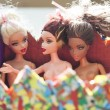 Постер, плакат: Barbie dolls in box