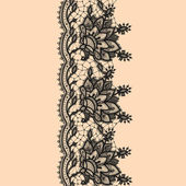 Template frame design for card Lace Doily Can be used for packaging invitations and template