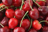 červené třešně