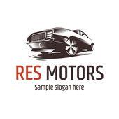 Logo motori res