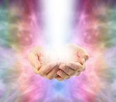 Himmlische heilende Energie