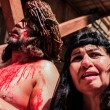 Постер, плакат: Via Dolorosa on Good Friday