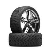 Auto kola. auto pneu