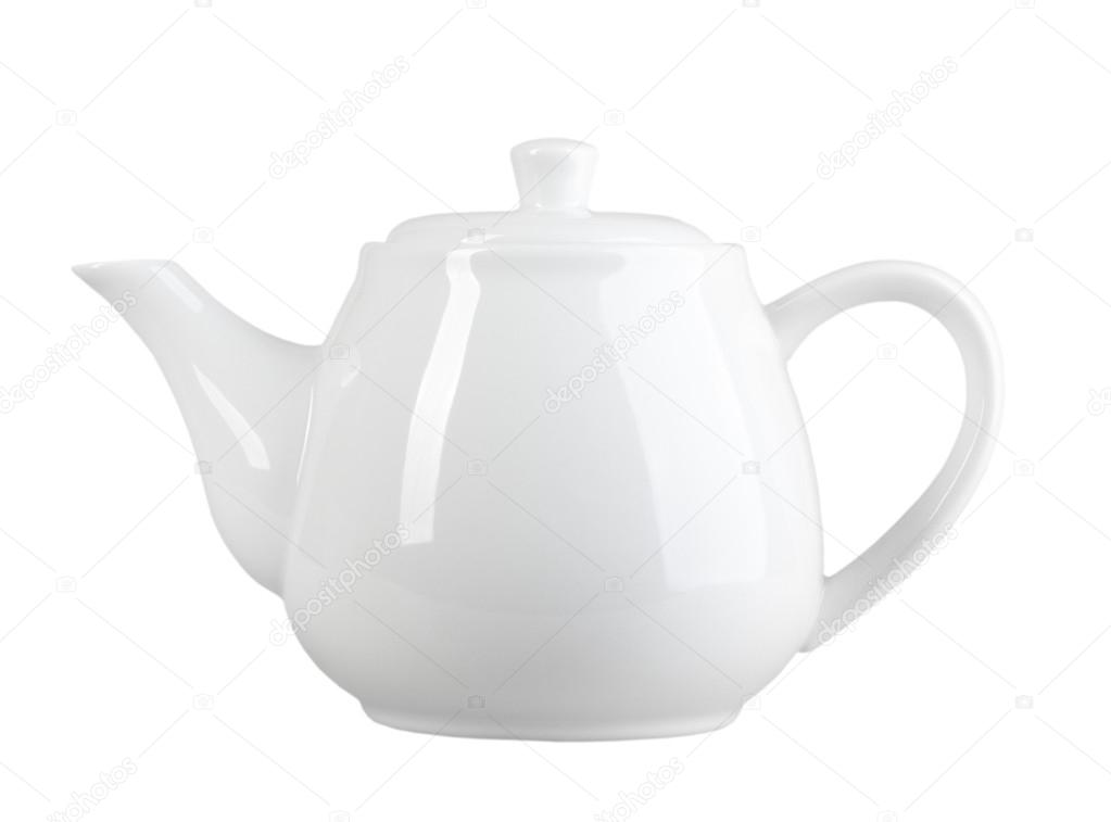 Weiße Teekanne weiße teekanne stockfoto boroda 23555139